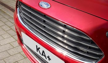 Ford Ka+ lleno