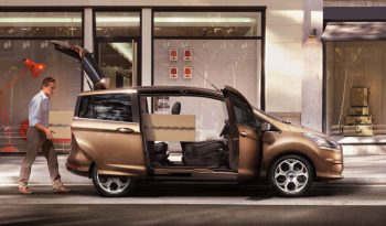 Ford B-MAX lleno