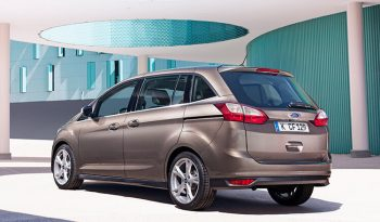 Ford C-MAX lleno