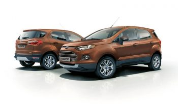 Ford EcoSport completo