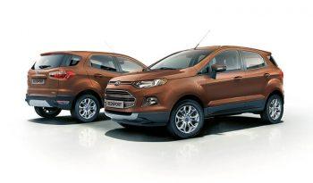 Ford EcoSport lleno