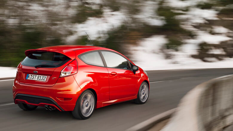 Ford Fiesta ST completo