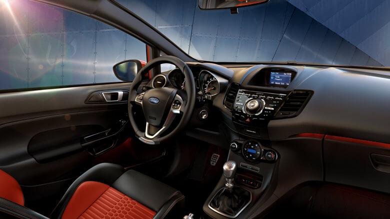 Ford Fiesta ST lleno