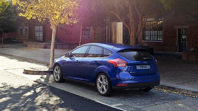 Ford Focus lleno