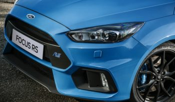 Ford Focus RS completo