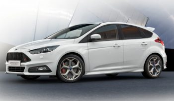Ford Focus ST lleno