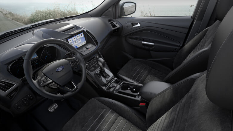 Ford Kuga completo