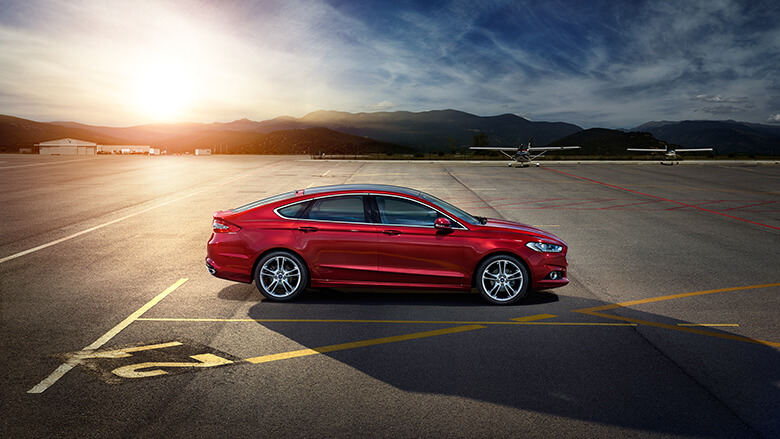 Ford Mondeo lleno