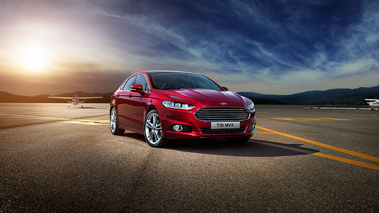 Ford Mondeo completo
