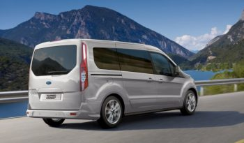 Ford Tourneo Connect lleno