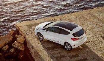 Nueva generación Ford Fiesta completo