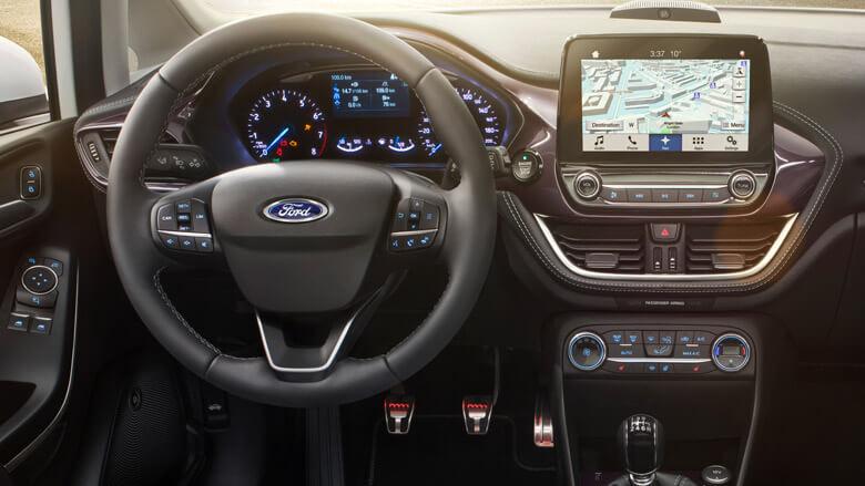 Nueva generación Ford Fiesta lleno
