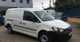 VOLKSWAGEN CADDY 4 MOTION