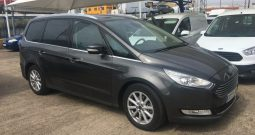 FORD GALAXY TITANIUM POWER SHIFF