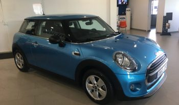 MINI ONE D COUPE