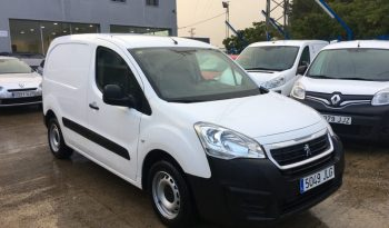 PEUGEOT PARTNER ISOTERMO REFORZADO completo