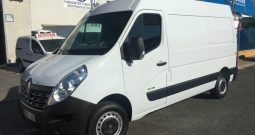 RENAULT MASTER L2 H2 ISOTERMO REFORZADO