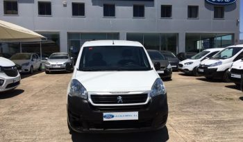 PEUGEOT PARTNER ISOTERMO REFORZADO. completo